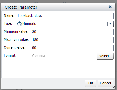 SAS Visual Analytics: How To Use Date Parameters with Your